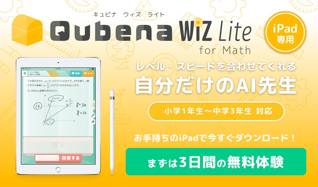 Qubena Wiz Liteのイメージ