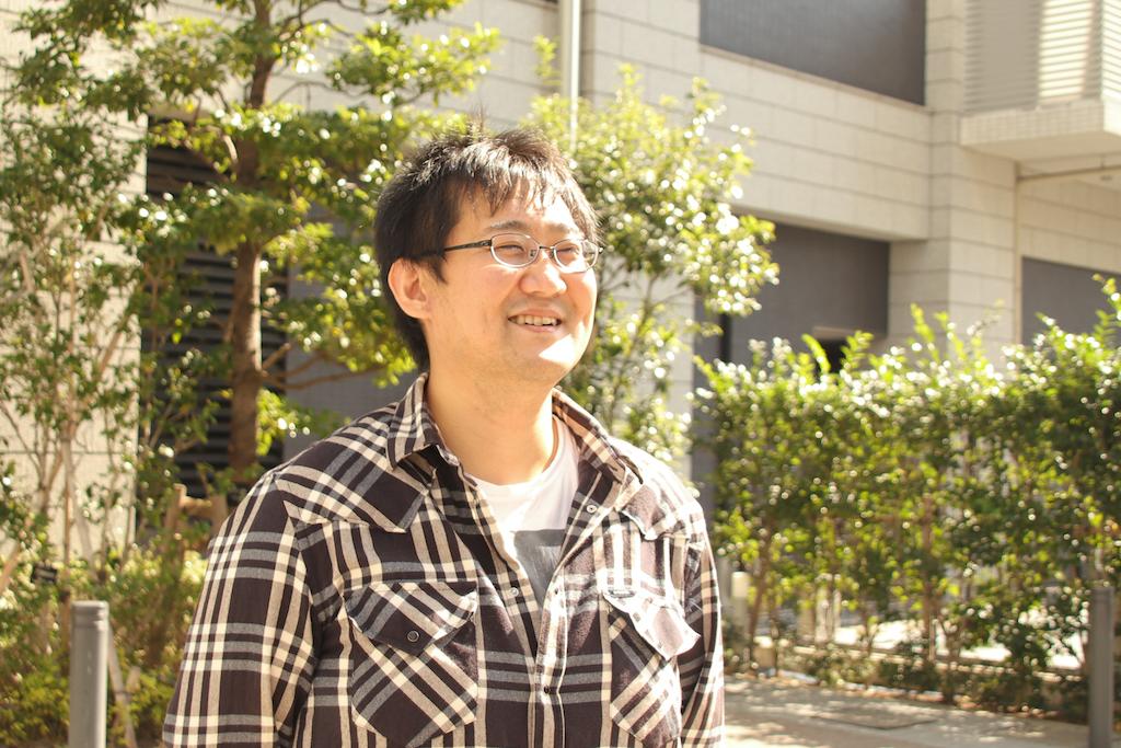 COMPASS教材開発部部長の写真です