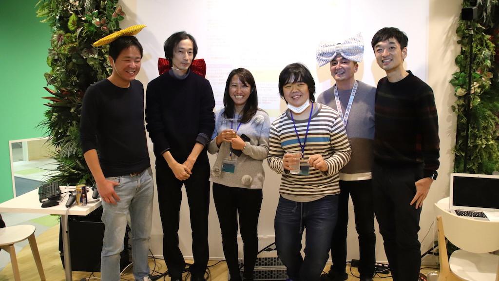 2018年社長賞受賞社員5名
