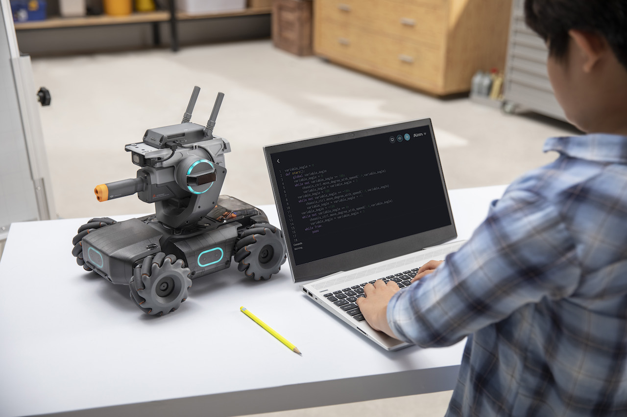 DJI Robotmasterのイメージ画像